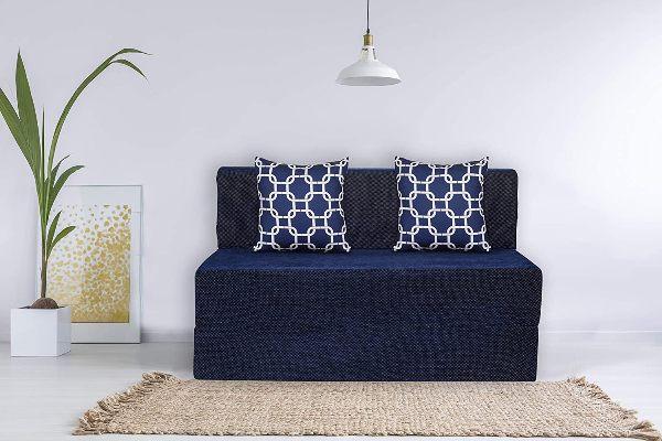 SOLISPRIMUS-COMFORT FOR ALL 4X6 Size Sofa Cum Bed